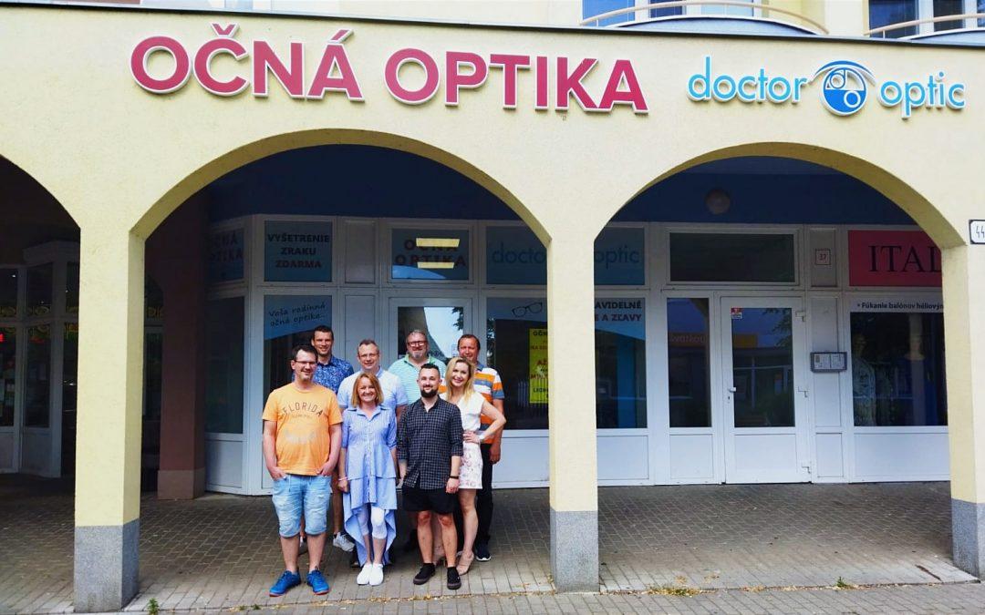 Odborný seminár zamestnancov Dr. Optik SK