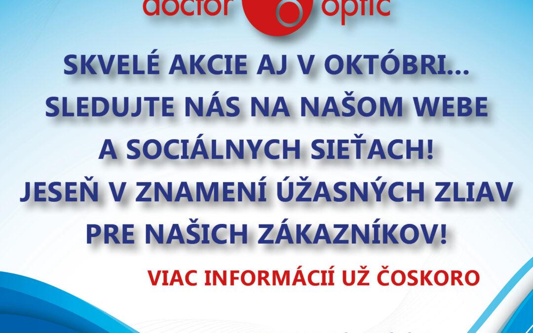 Október v Dr. Optik